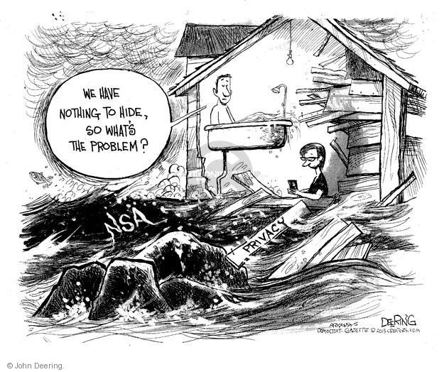 Cartoonist John Deering  John Deering's Editorial Cartoons 2013-06-27 data mining