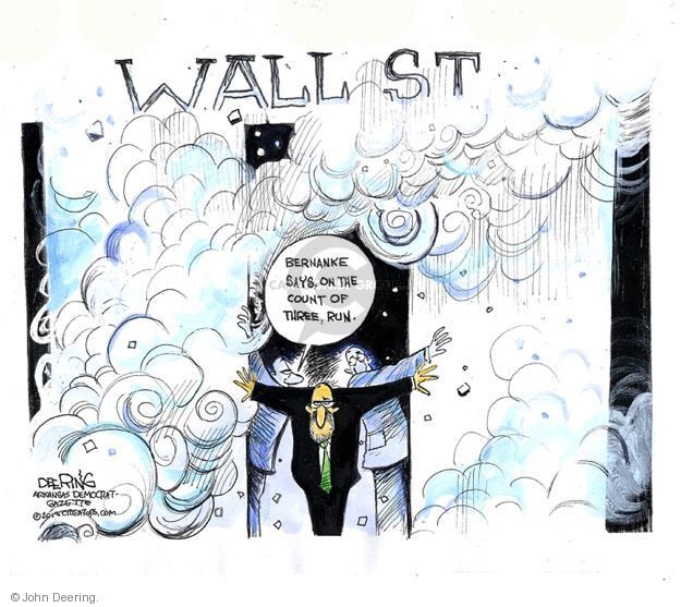 John Deering  John Deering's Editorial Cartoons 2013-06-28 stock market