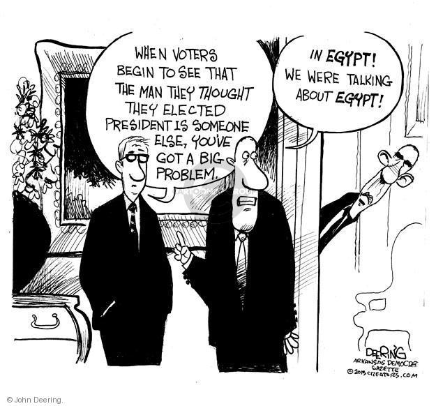 John Deering  John Deering's Editorial Cartoons 2013-07-03 international politics