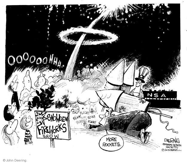 Cartoonist John Deering  John Deering's Editorial Cartoons 2013-07-05 agency
