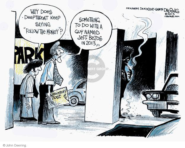 John Deering  John Deering's Editorial Cartoons 2013-08-08 news media