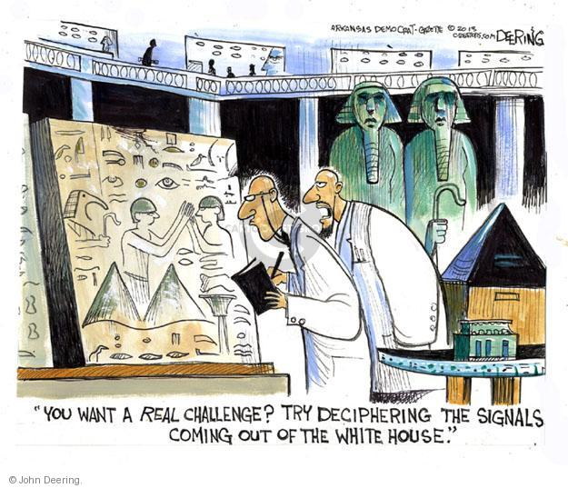 John Deering  John Deering's Editorial Cartoons 2013-08-20 president