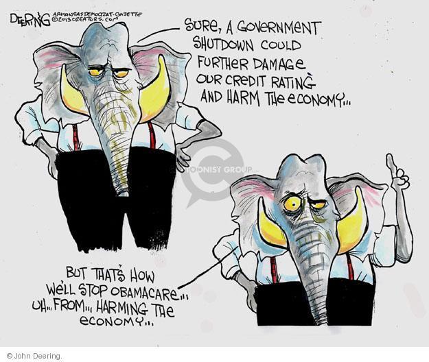 John Deering  John Deering's Editorial Cartoons 2013-09-19 strategy