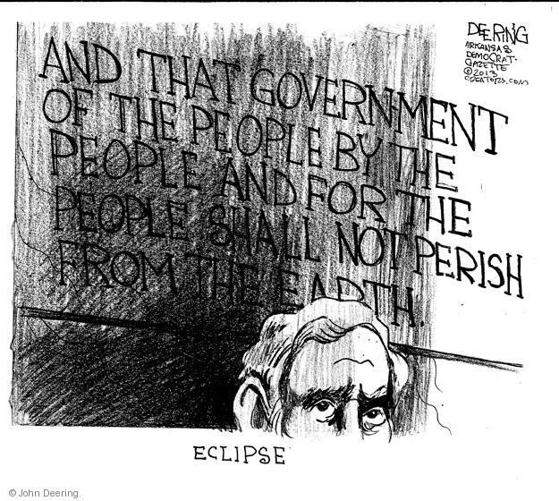 John Deering  John Deering's Editorial Cartoons 2013-10-02 president
