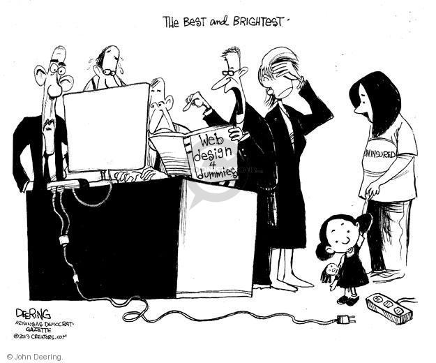 Cartoonist John Deering  John Deering's Editorial Cartoons 2013-10-26 insurance
