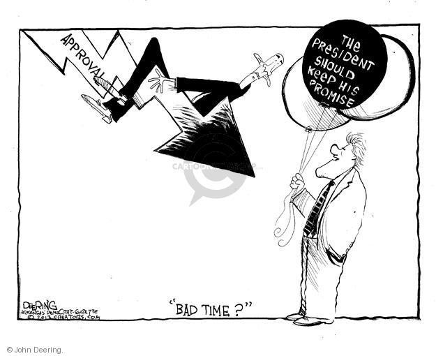 John Deering  John Deering's Editorial Cartoons 2013-11-15 Bill Clinton