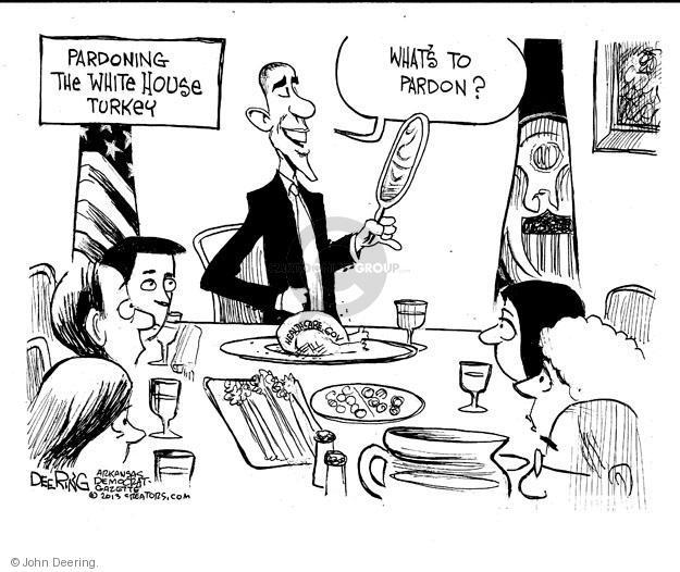 Cartoonist John Deering  John Deering's Editorial Cartoons 2013-11-25 insurance