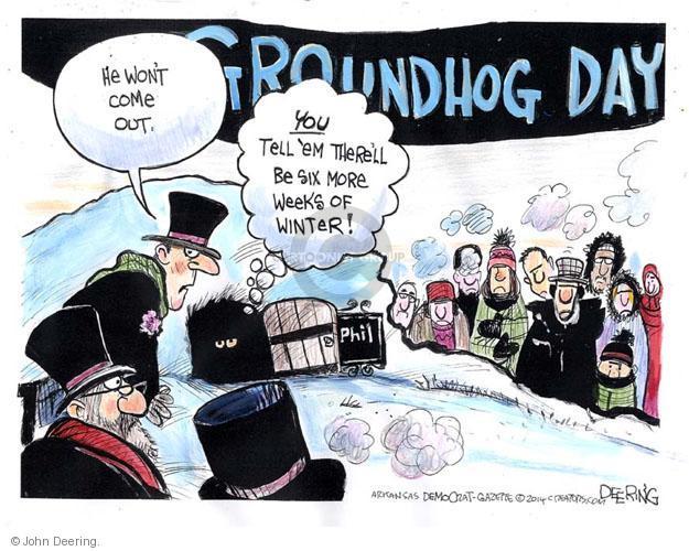 John Deering  John Deering's Editorial Cartoons 2014-02-01 there