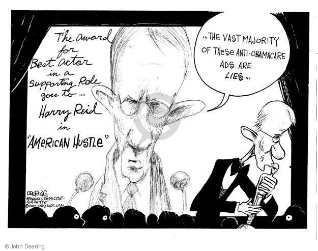 John Deering  John Deering's Editorial Cartoons 2014-03-01 majority leader
