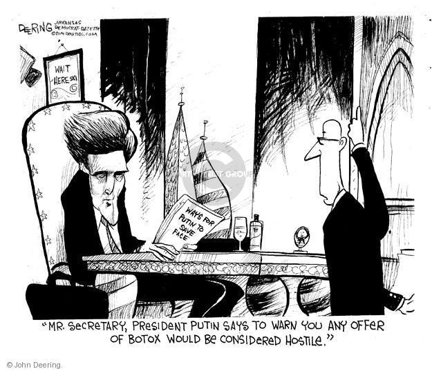John Deering  John Deering's Editorial Cartoons 2014-03-06 policy