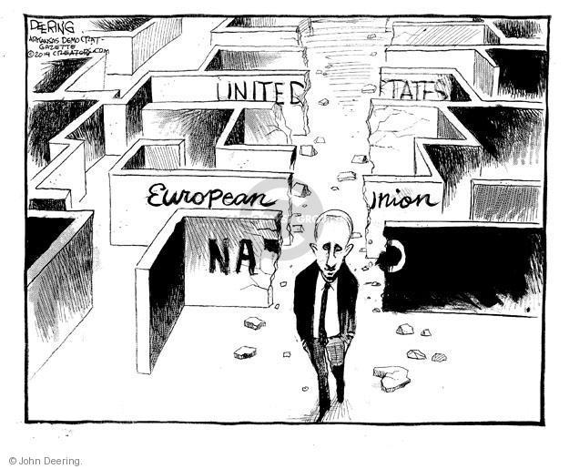 Cartoonist John Deering  John Deering's Editorial Cartoons 2014-03-07 european