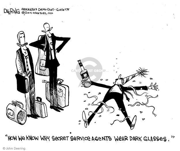 Cartoonist John Deering  John Deering's Editorial Cartoons 2014-03-29 secret