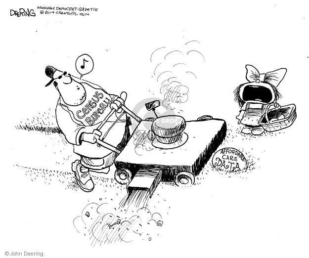 John Deering  John Deering's Editorial Cartoons 2014-04-20 insurance policy