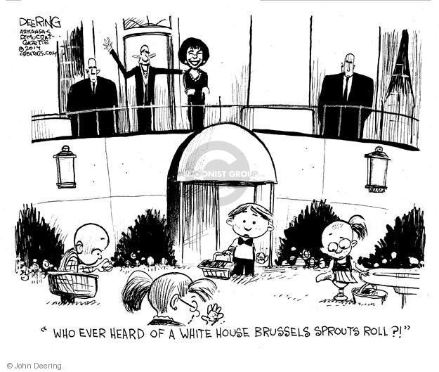 John Deering  John Deering's Editorial Cartoons 2014-04-21 president
