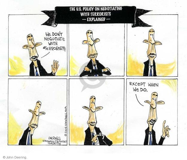 John Deering  John Deering's Editorial Cartoons 2014-06-05 strategy
