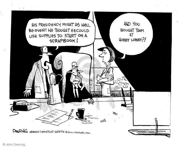 Cartoonist John Deering  John Deering's Editorial Cartoons 2014-07-02 John Branch