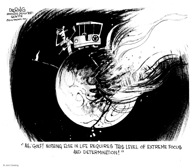 John Deering  John Deering's Editorial Cartoons 2014-07-30 president