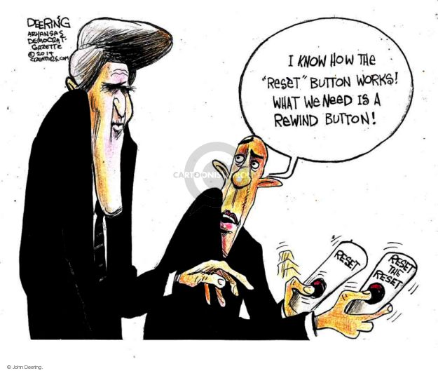 John Deering  John Deering's Editorial Cartoons 2014-08-13 president