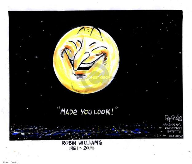 John Deering  John Deering's Editorial Cartoons 2014-08-14 1950s