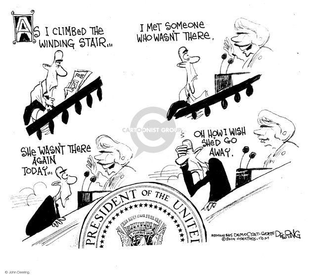 John Deering  John Deering's Editorial Cartoons 2014-08-18 there