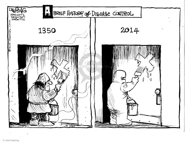 John Deering  John Deering's Editorial Cartoons 2014-10-05 21st