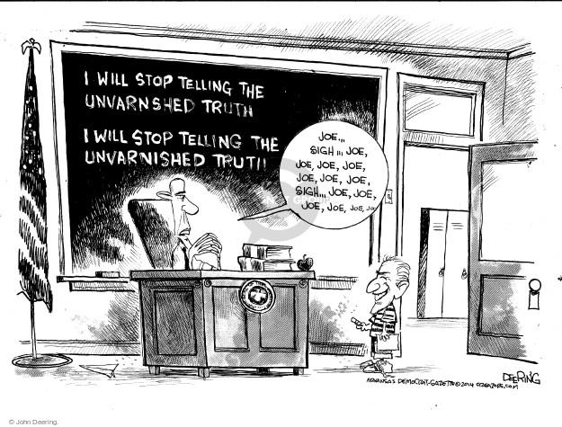 John Deering  John Deering's Editorial Cartoons 2014-10-07 vice president