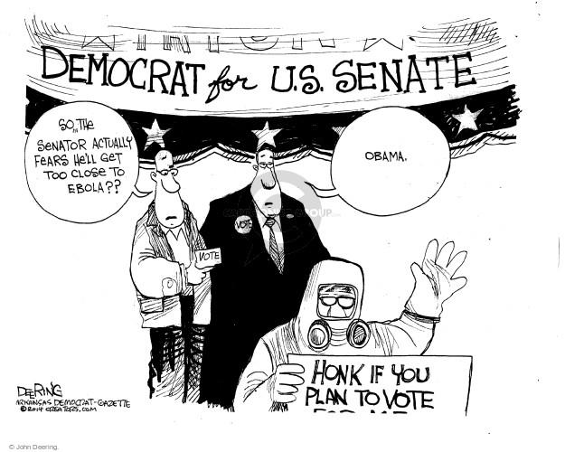 John Deering  John Deering's Editorial Cartoons 2014-10-10 president