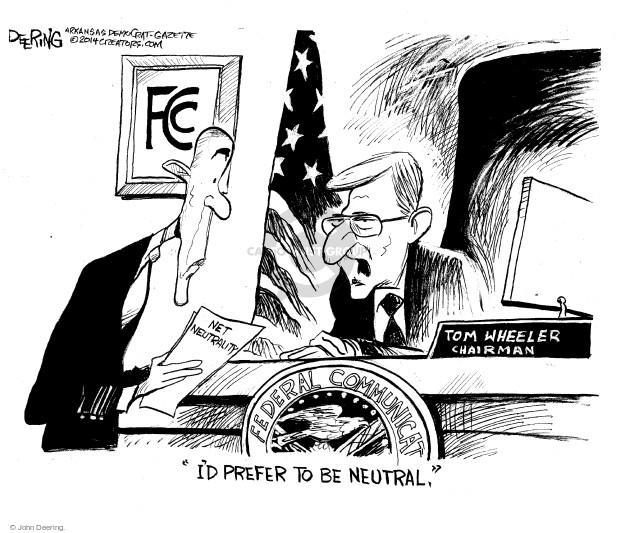 John Deering  John Deering's Editorial Cartoons 2014-11-15 federal