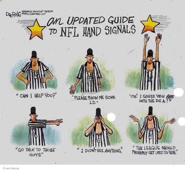 John Deering  John Deering's Editorial Cartoons 2014-11-19 inspection