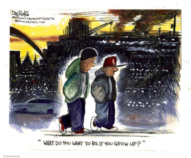 John Deering  John Deering's Editorial Cartoons 2014-11-27 decision