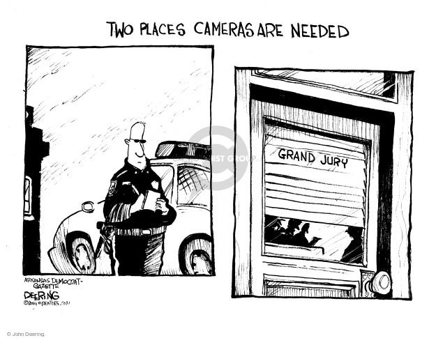John Deering  John Deering's Editorial Cartoons 2014-12-06 decision