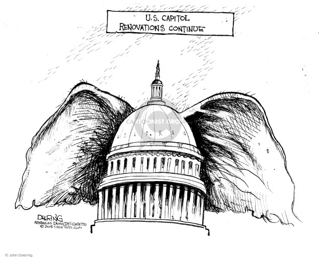 Cartoonist John Deering  John Deering's Editorial Cartoons 2015-01-06 John Branch