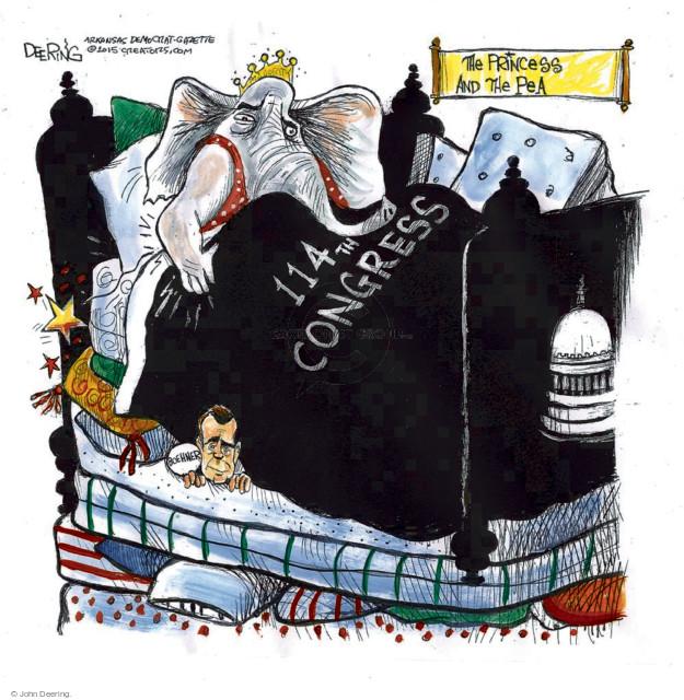 Cartoonist John Deering  John Deering's Editorial Cartoons 2015-01-09 John Branch