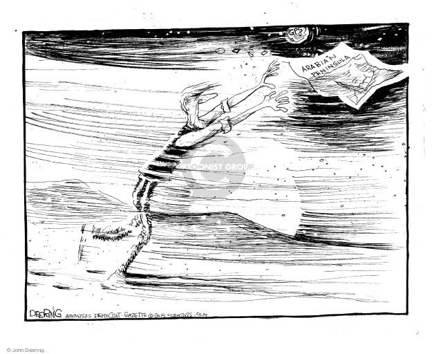 John Deering  John Deering's Editorial Cartoons 2015-01-25 east