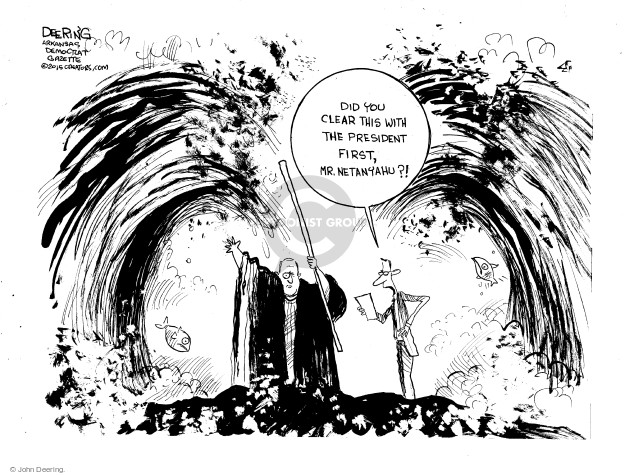 John Deering  John Deering's Editorial Cartoons 2015-02-03 Obama administration