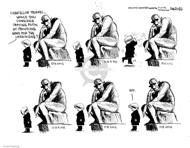 John Deering  John Deering's Editorial Cartoons 2015-02-11 diplomacy