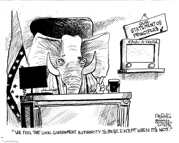 John Deering  John Deering's Editorial Cartoons 2015-02-14 federal