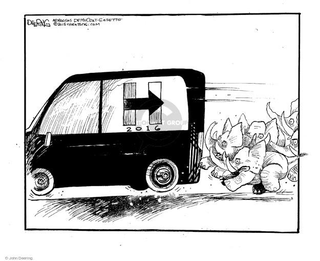 John Deering  John Deering's Editorial Cartoons 2015-04-21 state politician