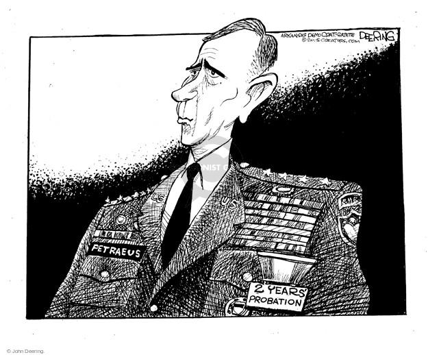John Deering  John Deering's Editorial Cartoons 2015-04-25 security