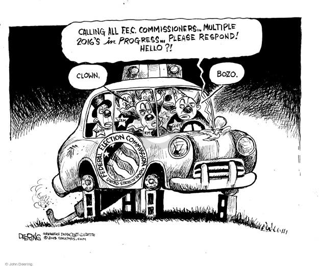 John Deering  John Deering's Editorial Cartoons 2015-05-07 federal