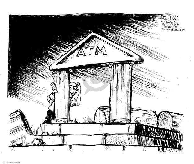 John Deering  John Deering's Editorial Cartoons 2015-07-01 economic
