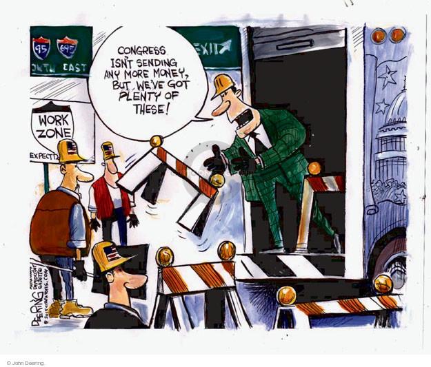 Cartoonist John Deering  John Deering's Editorial Cartoons 2015-08-04 John Branch