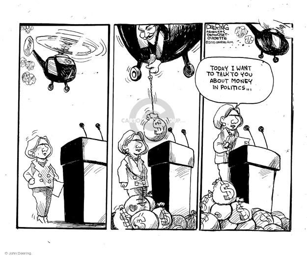 John Deering  John Deering's Editorial Cartoons 2015-08-14 state politician