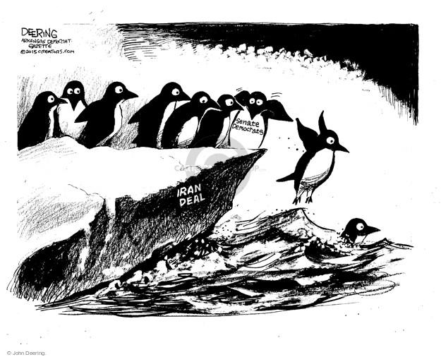 Cartoonist John Deering  John Deering's Editorial Cartoons 2015-08-21 senate