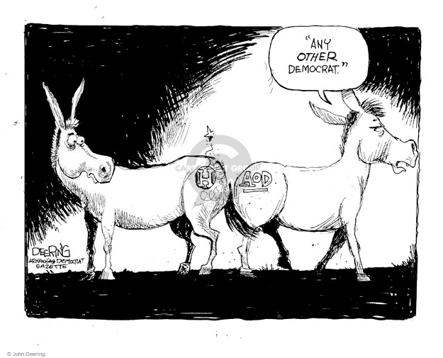 John Deering  John Deering's Editorial Cartoons 2015-08-24 state politician