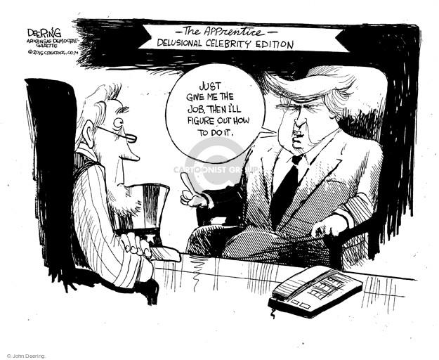 Cartoonist John Deering  John Deering's Editorial Cartoons 2015-09-18 John