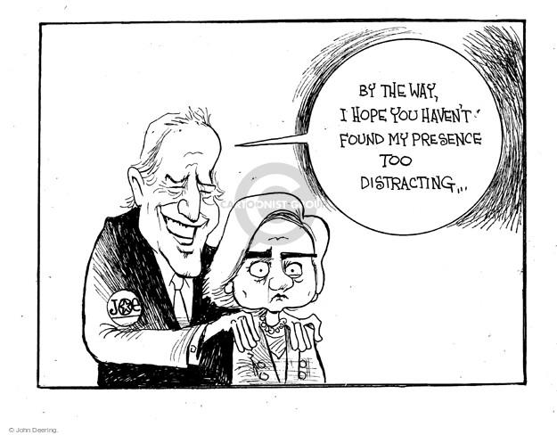 John Deering  John Deering's Editorial Cartoons 2015-09-19 2016 Election Joe Biden