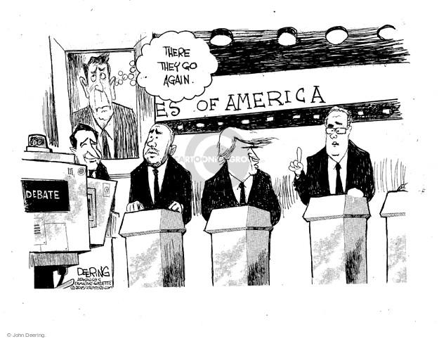 Cartoonist John Deering  John Deering's Editorial Cartoons 2015-09-20 Ted Cruz