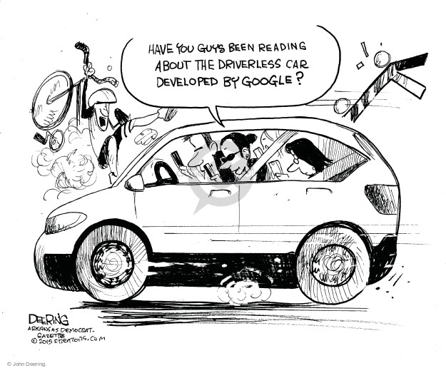 John Deering  John Deering's Editorial Cartoons 2015-09-29 distraction