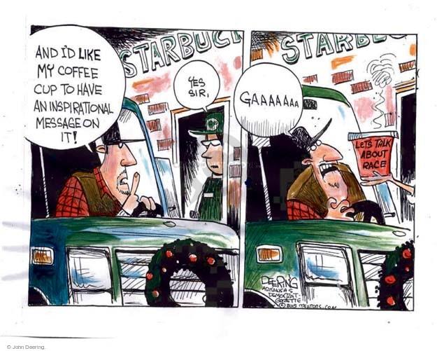 Cartoonist John Deering  John Deering's Editorial Cartoons 2015-11-15 inspiration
